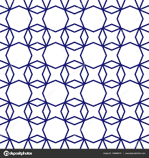 100 Art Deco Shape Seamless Pattern With Geometric Shapes In Art Deco Style Suitable