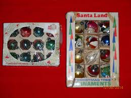 Donner And Blitzen Christmas Tree Ornaments by Christmas Of Childhood Past The 1950 U0027s
