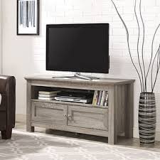 44 Inch Wood TV Stand