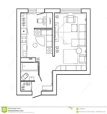 Architecture Plan With Furniture. House Floor Plan. Kitchen, Lounge ... Planning Your Bathroom Layout Victoriaplumcom Latest Restroom Ideas Small Bathroom Designs Best Floor Plans Paint Kitchen Design Software Chief Architect Layout App Online Room Planner Tool Interior Free Lovable Layouts Floor Plans With Tub And Shower Sistem As Corpecol Oakwood Custom Homes Group See A Plan You Like Buy By 56 Shower Sink Bo Golbiprint Design Beautiful Master Walk In Reflexcal The Final For The Mountain Fixer Bath How We Got 8 X 12 Vw32 Roccommunity