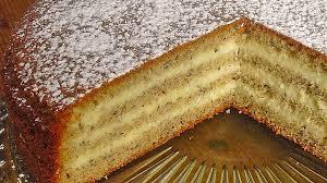 nuss vanille torte