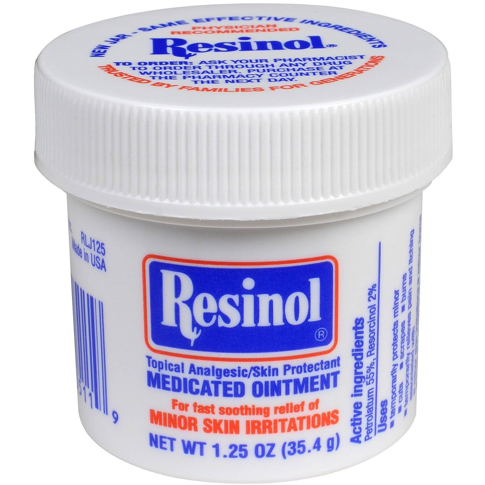 Resinol Medicated Ointment - 1.25oz