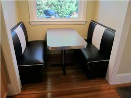 Kitchen Booth Ideas Furniture by Booth Seating In Nook Kitchen Nook Seating Diner Booth Retro