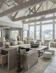 Rustic Zen Living Room