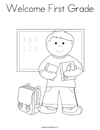 Grade 1 Colouring Pictures Printable Coloring Pages Gt First