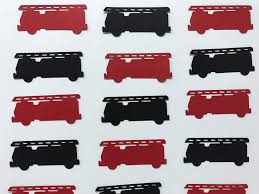 100 Black Fire Truck Amazoncom Confetti Red And Confetti