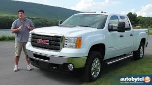 100 2012 Trucks Chevrolet Silverado 2500HD GMC Sierra 2500HD Truck Review