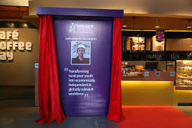 Innaugral Photo Of The Empoyee Month During Launch Event At CCD