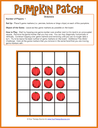 Happs Pumpkin Patch by 16 Free Halloween Printables Sensory Motor Skills Your Therapy