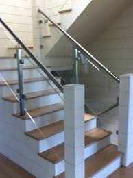 Elegant Glass Stair Railing Home Design Picture Of Stairs ~ Loversiq Elegant Glass Stair Railing Home Design Picture Of Stairs Loversiq Staircasedesign Staircases Stairs Staircase Stair Classy Wooden Floors And Step Added Staircase Banister As Glassprosca Residential Custom Railings 15 Best Stairboxcom Staircases Images On Pinterest Banisters Inspiration Cheshire Mouldings Marble With Chrome Banisters In Modern Spanish Villa Looking Up At An Art Deco Ornate Fusion Parts Spindles Handrails Panels Jackson The 25 Railing Design Ideas