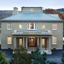 100 Hudson Valley Architects Drumlin Hill A Federal Style Manor In River