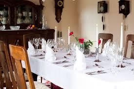 landhotel rosenhof restaurant plau am see deutsche küche