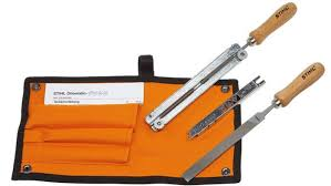 STIHL Chainsaw Chain Filing Kit For 1 4 Pitch Chains