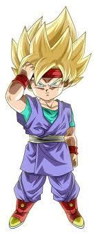Goku JR By Koku78deviantart On DeviantArt