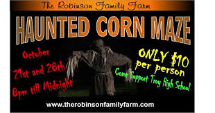 Pumpkin Patches Near Temple Texas by Haunted Corn Maze City Of Temple