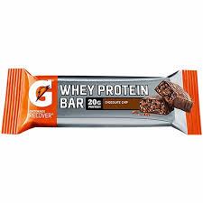 Gatorade Recover Chocolate Chip Whey Protein Bar