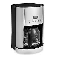 KrupsR 12 Cup Stainless Steel Coffee Maker