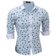 compare prices on white polka dot shirt men dress online shopping