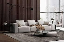 sofa 4 sitzer big sofas couchen wohnzimmer design viersitzer leder