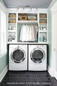 Practical Home Laundry Room Design Ideas   Meredith Corporation ... Laundry Design Ideas Best 25 Room Design Ideas On Pinterest Designs The Suitable Home Room Mudroom Avivancoscom Best Small Laundry Rooms Trend Wash 6129 10 Chic Decorating Hgtv Clever Storage For Your Tiny Hgtvs Charming Combined Kitchen Bathroom At Top Cabinets 12 With A Lot More Inspiration Interior