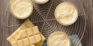 mousse au chocolat blanc thermomix facile et pas cher recette