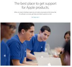 apple makes it a bit more difficult to make a genius bar