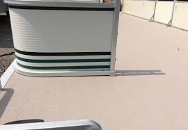 boat flooring on site boat care