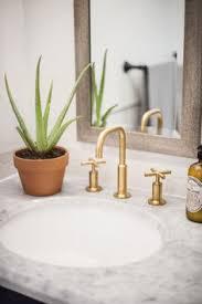 Kohler Purist Bathroom Faucet Gold by Kohler Purist 8 In Widespread 2 Handle Mid Arc Water Saving