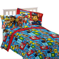 Paw Patrol No Pup Too Small 3 Piece Twin Sheet Set Toys