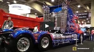 100 Optimus Prime Truck For Sale 2015 Western Star 5700 OP Prime Transformers On Vimeo