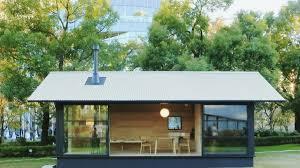 100 Minimalist Houses Mujis Tiny Prefab Take Minimalism To The Extreme WIRED