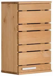 home affaire hängeschrank josie breite 30 cm aus massivholz verstellbarer einlegeboden metallgriff