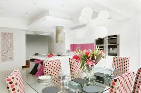 Adorable Pink Kitchen Home