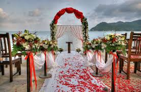It Is The First Thing Anyone At Wedding Sees And What You Will See In All Of Ceremony Photos Beach Aisle