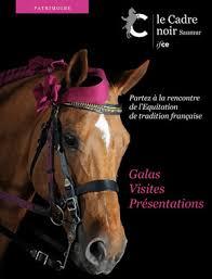 les musicales du cadre noir ecole nationale d equitation à st