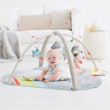 Skip Hop Floor Tiles Canada by Skip Hop Silver Lining Cloud Activity Gym Canada U0027s Baby Store