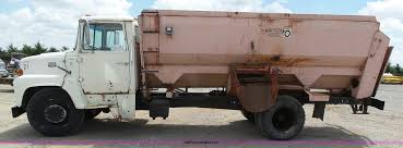 1974 Ford 7000 Feed Mixer Truck   Item J6113   SOLD! June 8 ... Walinga Trailers For Sale Belt Bulk Feed Bodies Tk Feed Truck Youtube 1991 All Truck Body Spencer Ia 261446 Untitled1 China 84 Tank 40cbm Heavy Duty For Alinum Rotomix Mount Archives Post Equipment Livestock Feeders Stiwell Sales Llc Browse Our Bulk Trucks Trailers Sale Ledwell 30m3 Poultry Lewsappwechat 86 133298995 5 385ton Pellet Best Quality