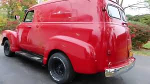 100 Panel Trucks 1950 Chevrolet 3100 Delivery Truck For Sale350AutomaticVery