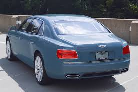 100 Bentley Truck 2014 Flying Spur Stock 4NC095787 For Sale Near