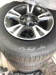 How Much Could I Sell My Stock Wheels And Tires For? | Tacoma Forum ...