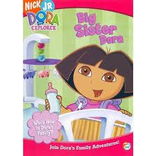 dora the explorer big sister dora target