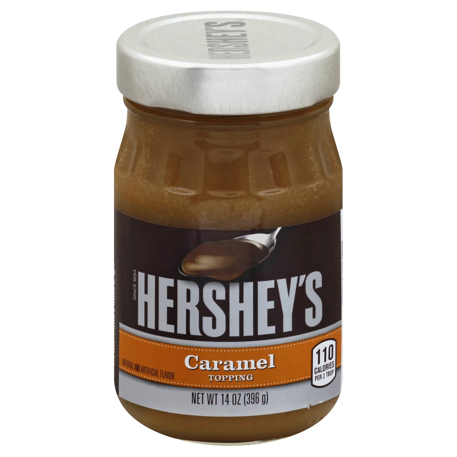 Hershey's Ice Cream Topping - Caramel, 14oz