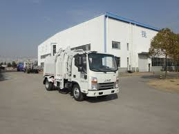 China 3T Refuse Collection Garbage Truck - China 3t Truck, Garbage Truck