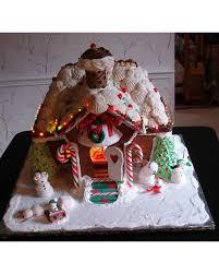 Shells Christmas Tree Farm by Your Best Gingerbread Houses Martha Stewart