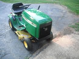 John Deere Stx38 Yellow Deck Removal by John Deere Garden Tractor Owners Tell Us What Inspired You To This