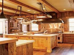 Image Of Rustic Kitchen Decor Ideas