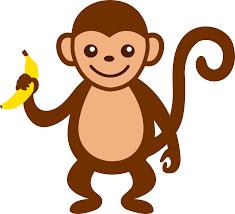 Baby Monkey Clipart Free Clip Arts