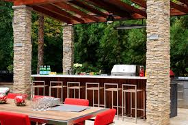 Portable Patio Bar Ideas by Ideas For Getting Your Grilling Space Ready For Outdoor