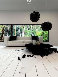 schwarz weiß kontraste sind immer modern und verlieren