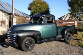 1951 Chevrolet Pickup-California Truck-VIDEO-1949-1950-1951-1952 ...